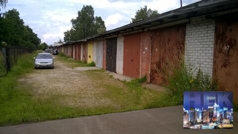 Предлагается одноэтажный кирпичный гаражный бокс, г. Подольск вблизи п - Фото 2