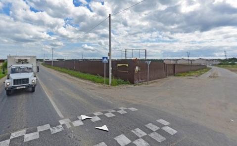 Участок 1,77 Га на 1-й линии для бизнеса в 14 км от МКАД за Люберцами - Фото 1