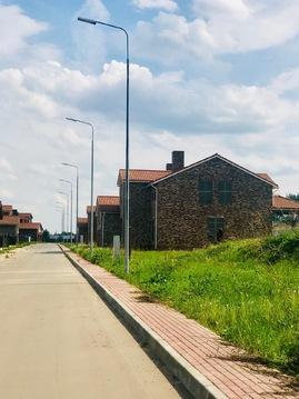 Участок 10 соток в готовом поселке, всего в 15 км. по Киевскому шоссе! - Фото 3