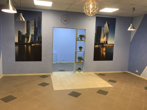 Офис в центре Пушкино с евроремонтом - Фото 1