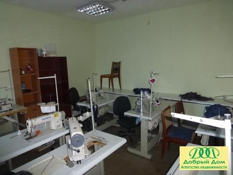 Сдам швейный цех 120 м2, Аренда производственных помещений в Челябинске, ID объекта - 900243793 - Фото 1