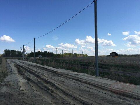 Продажа участка, Криводанова, Тюменский район, Ул. Центральная - Фото 3
