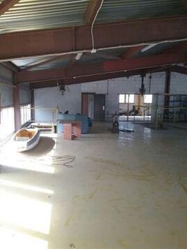 Сдам складское помещение 1000 кв.м, м. Парнас - Фото 3