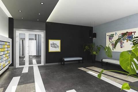 Продается 1-к квартира, 34,33 м2, ул. Глазкова,22 - Фото 1