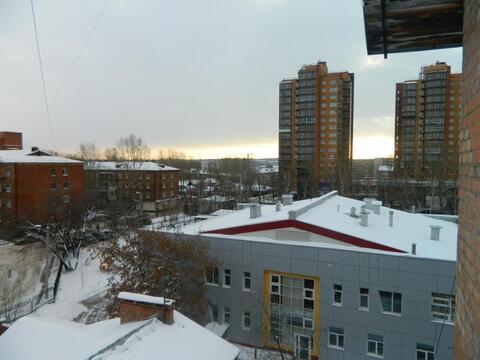 Продажа квартиры, Иркутск, Красноказачья - Фото 1