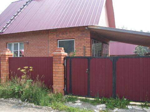 Кирпичный дом с участком 11 соток в Курганово - Фото 2