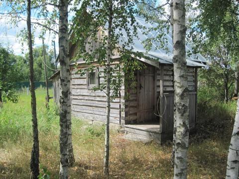Летний домик с рубленной баней вблизи оз.Иванковского в 160 км от МКАД - Фото 4