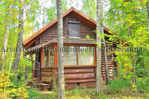 Глашино, 75 км от МКАД. Жилой дом с отдельн-щей баней, на лесном уч-ке - Фото 2