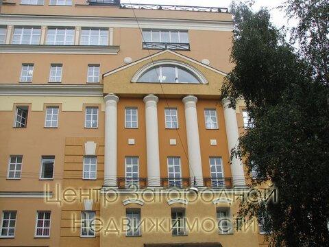 Аренда офиса в Москве, Кропоткинская, 200 кв.м, класс B+. м. .