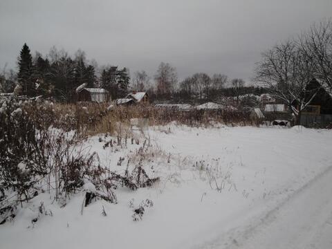 Участок 6 сот. , Можайское ш, 22 км. от МКАД, Папушево - Фото 1