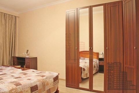 2-комнатная квартира на Ленинском проспекте, евроремонт, новая мебель,0% - Фото 4