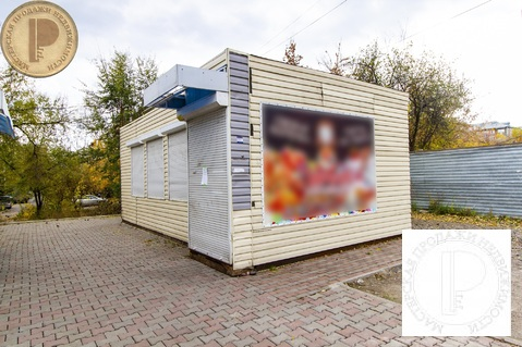 Павильон Октябрьский район - Фото 1
