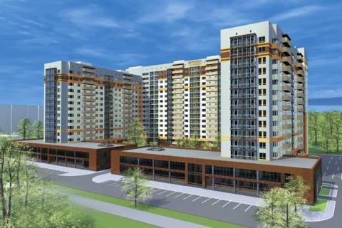 Продается двухкомнатная квартира в новом жилом комплексе бизнес класса - Фото 1