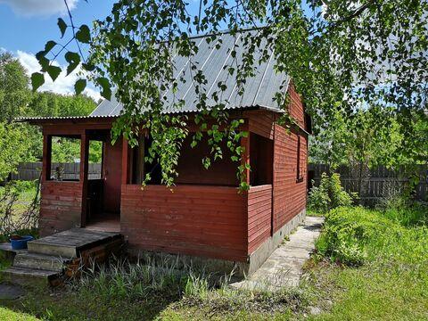 Дачный дом Ступинский район, СНТ в районе с. Соколова пустынь - Фото 2