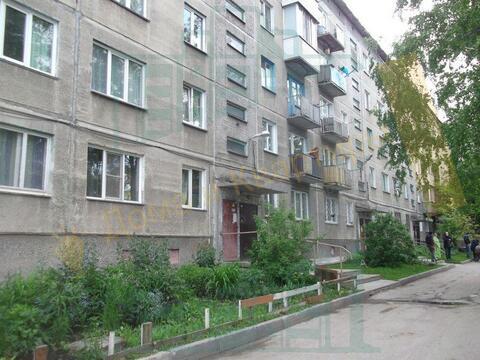 Продажа квартиры, Новосибирск, Ул. Чемская - Фото 1