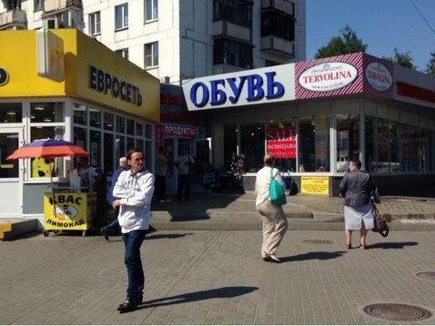 Продажа магазина продуктов у м.Перово, 2-я Владимирская 38с18 - Фото 1