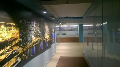 Сдам Бизнес-центр класса A. 3 мин. пешком от м. Международная. - Фото 2