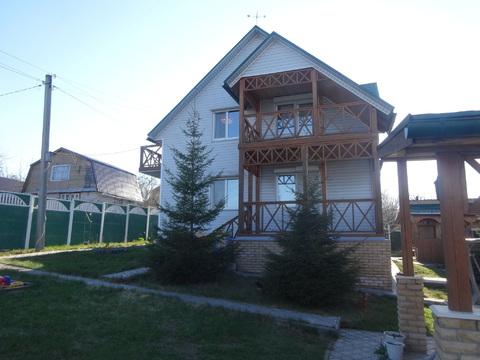 Продаю дом с видом на реку Волгу - Фото 1