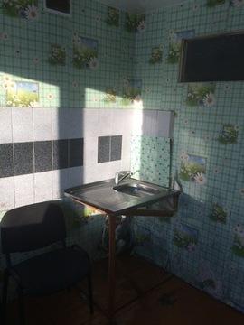 Продам однокомнатную (1-комн.) квартиру, Флотская ул, 18, Новосибир. - Фото 4