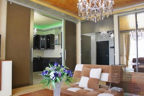 Квартира 67м в жилом комплексе Мономах. Алабяна 13к1 - Фото 4