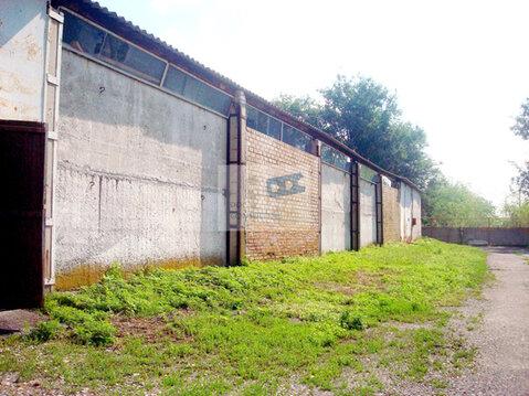 Отапливаемый капитальный склад 1260,1 кв.м. в Аксайском районе - Фото 1