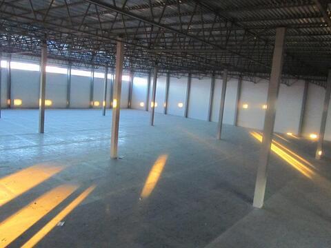 Современный склад 3650 м2. Расположен в г.Краснодаре по - Фото 2