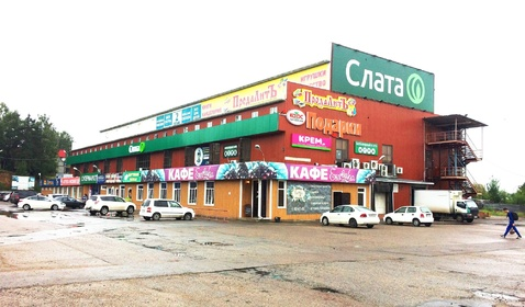 Аренда торговой площади 1000 м2 Улан Баторская,2