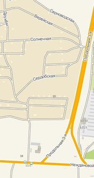 Продажа участка под ИЖС в Ворошиловском районе, Земельные участки в Волгограде, ID объекта - 201423706 - Фото 1