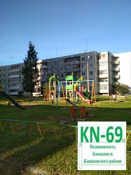 Продается отличная 3-х комнатная квартира улучшенной планировки в ., Продажа квартир в Конаково, ID объекта - 330902307 - Фото 1