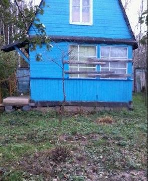 Продаётся дачный домик с участком