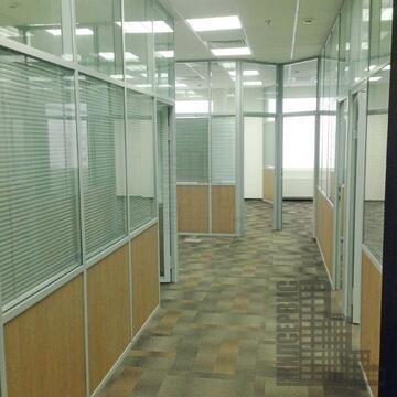Офис с отделкой, 261 кв.м, этаж 9, БЦ А класса, 28 ифнс - Фото 3