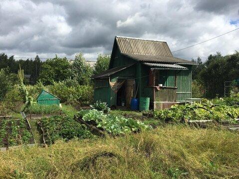Продается дачка с огородом в СНТ в 15 минутах ходьбы от р. Волга - Фото 1