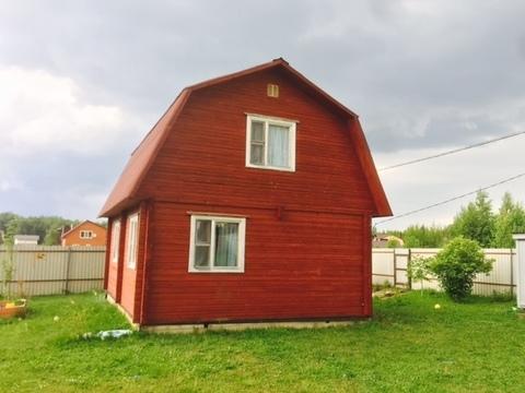 Дом 96 м2 на участке 14 сот. - Фото 1