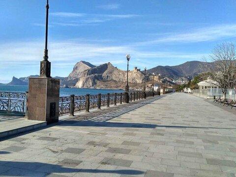 Участок 10 соток в Судаке , центр, 400 метров до Генуэзской крепости - Фото 1
