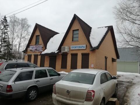 Продается здание 180 м(магазин) Рузский р-он, д.Нестерово - Фото 3