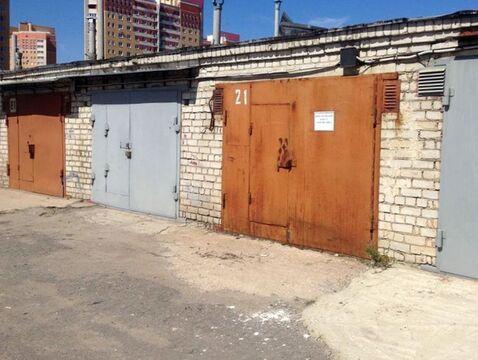 Продается гараж на Хлебозаводской