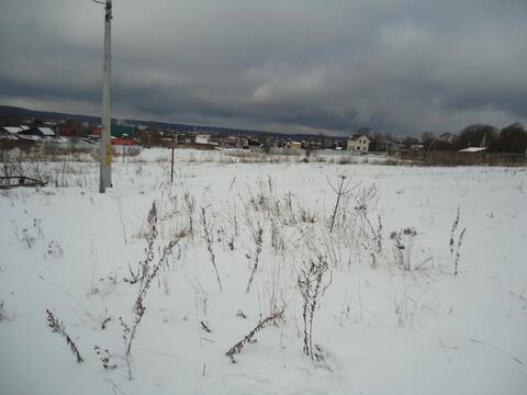 Наро-Фоминский район, Каменское, земля - Фото 1