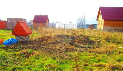Дача 80кв.м. на 8 сотках Заокский р-он, Улыбка-1, 110км от МКАД - Фото 3