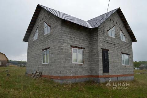 Дом в Тюменская область, Тюменский район, с. Кулига ул. Столичная . - Фото 1