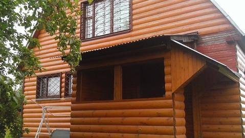 Продается дача , Домодедовский район ст. Привалово, сруб с баней - Фото 2