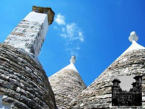 Продается усадьба с домами Трулли в Остуни - Фото 4