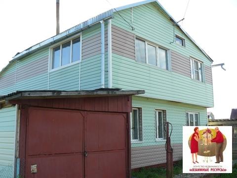 Продаётся дом с коммуникациями в п. Заречный Новгородского р-на - Фото 2