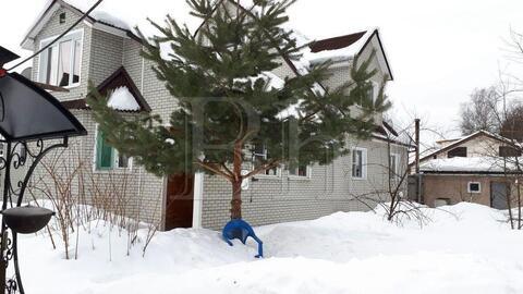 Продается большой зимний дом 240 кв.м. на участке 12 соток, 38 км по . - Фото 2