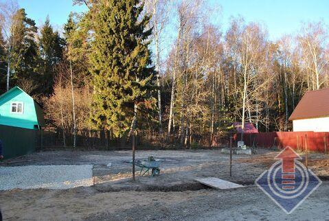 Земельный участок на лесной опушке в СНТ Родничок у д. Порядино - Фото 3