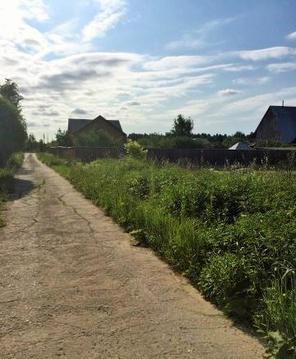 Продается участок 6 соток в Одинцовском районе, в районе д. Петелино - Фото 1