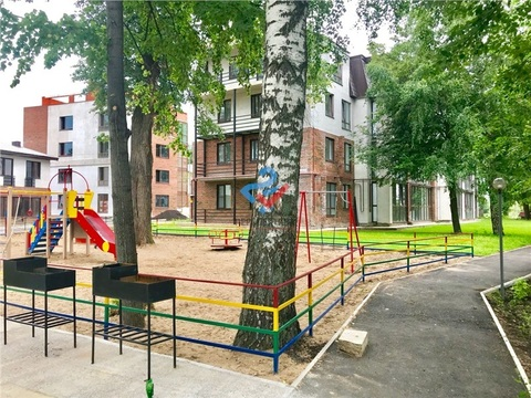 2-к квартира смарт 40 м2 в с. Миловка - Фото 4