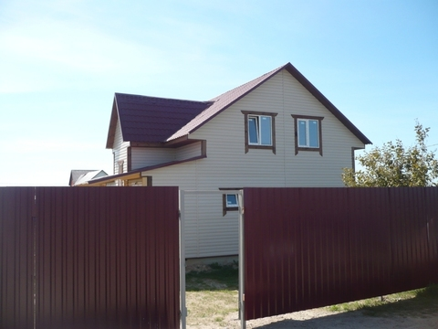 Продам новый жилой 2 -х этажный дом - Фото 4