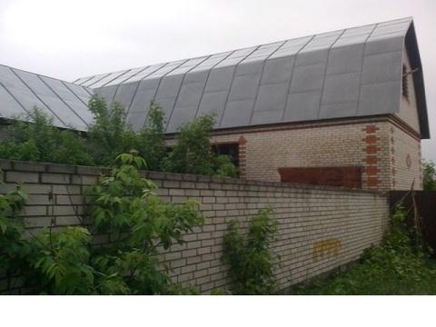 Продам дом (недостроенный) моск. обл, раменский р-н, д. клишева - Фото 5