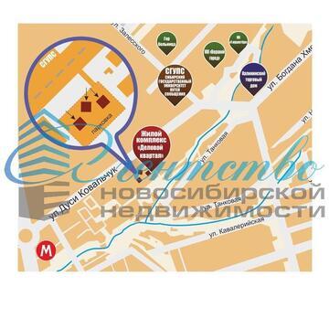 Продажа квартиры, Новосибирск, м. Заельцовская, Ул. Дуси Ковальчук - Фото 3