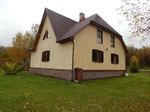 Цена снижена!Дом 246 кв м на участке 24 сотки вблизи д. Петрищево - Фото 3